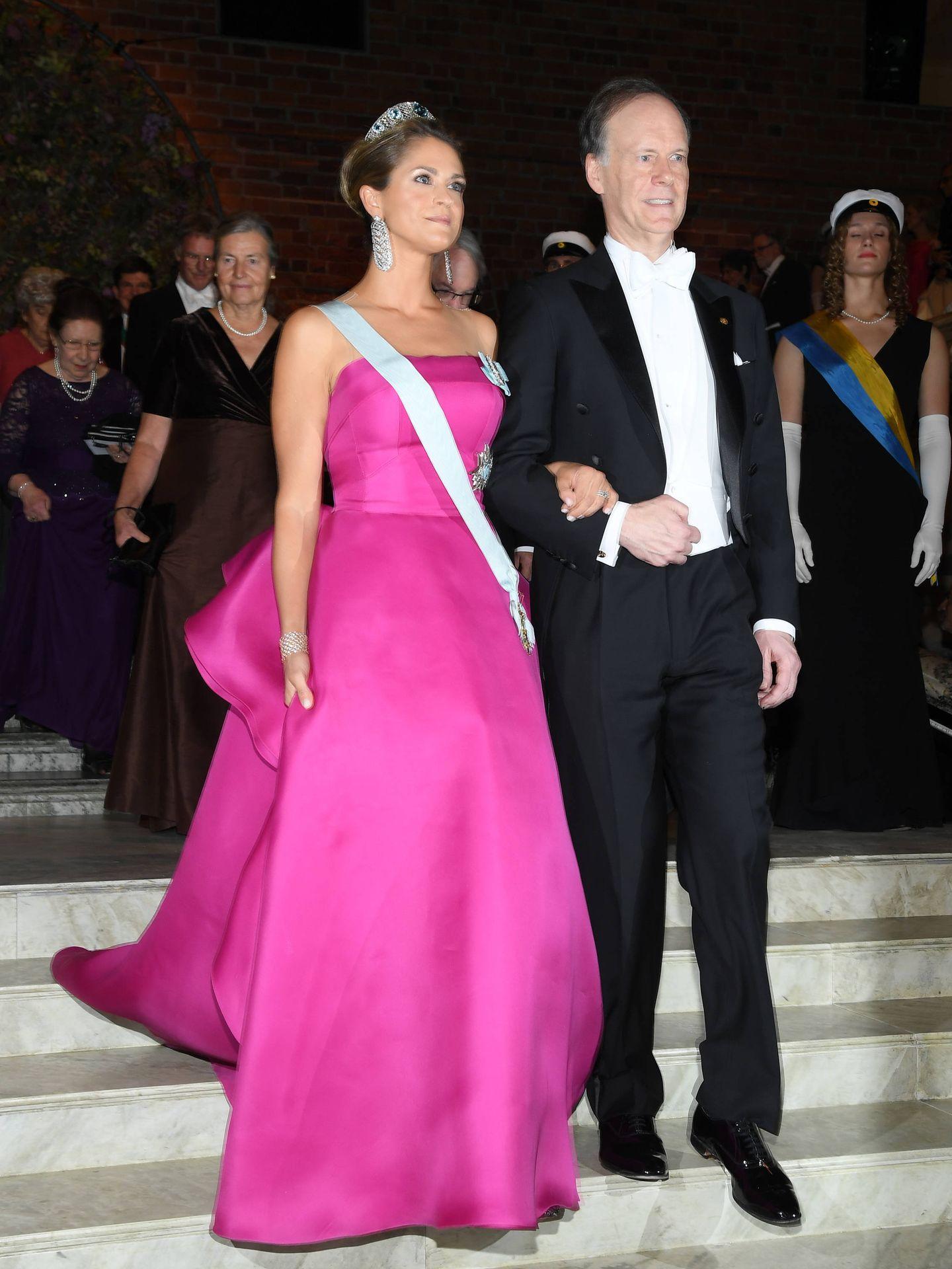 La princesa Magdalena, en 2019. (Getty)