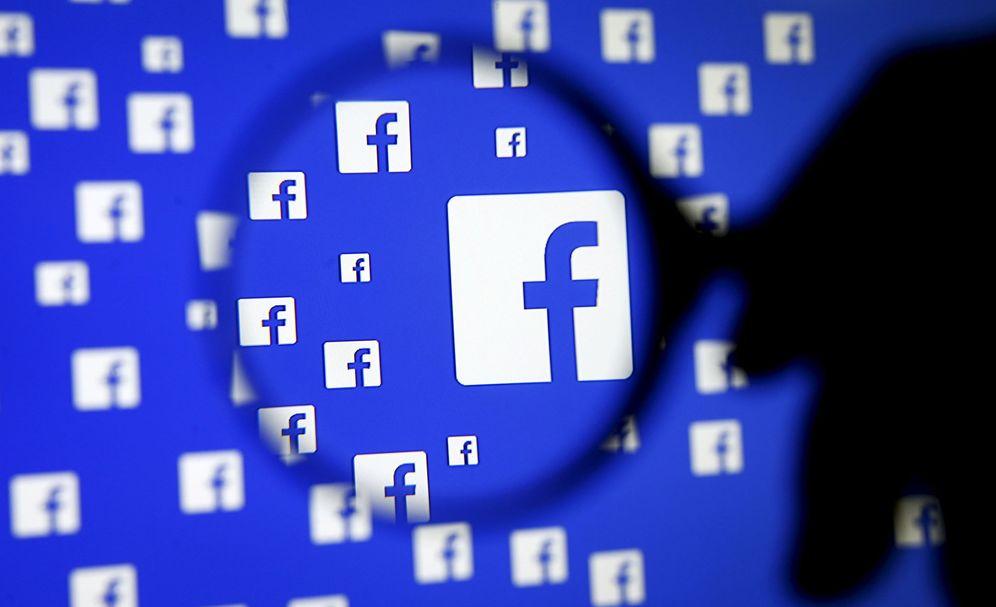 Foto: Logo de Facebook: Foto: REUTERS Dado Ruvic File Photo