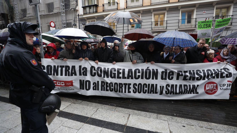 Rajoy pone el foco en los ingresos y descarta recortar el gasto en pensiones