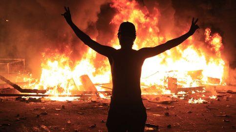 Quinto día de protestas en Irak y huelga en las universidades catalanas: el día en fotos