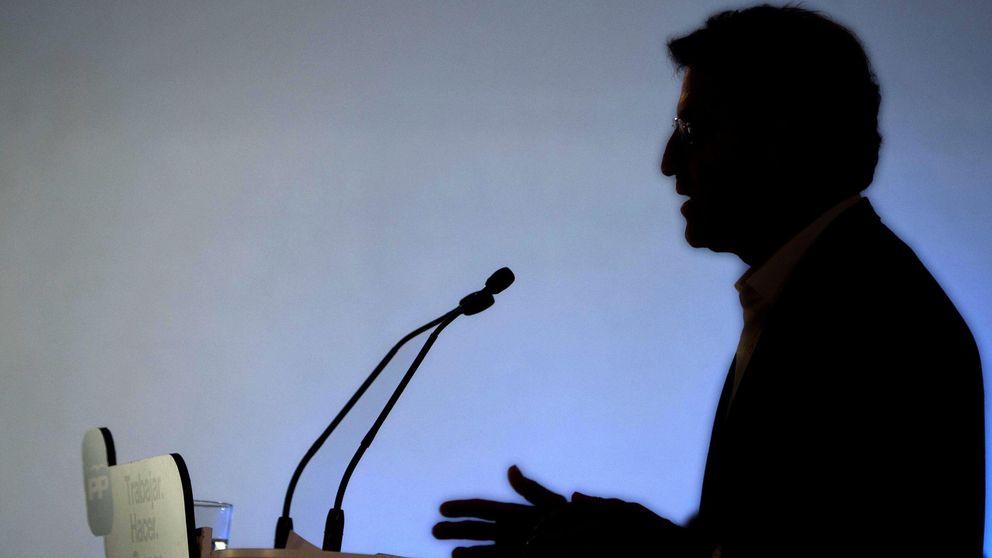 Feijóo camufla los resultados del PP en Galicia y proclama su 'lealtad' a Rajoy