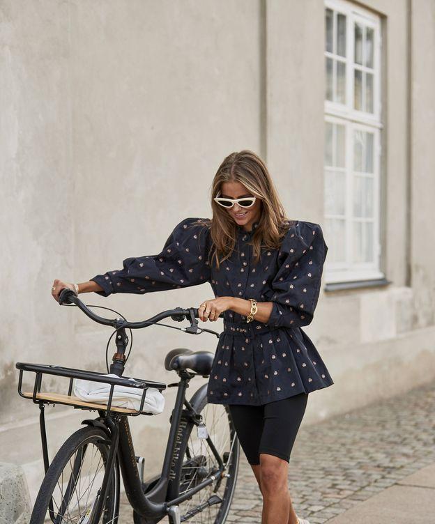 Foto: Una influencer en Copenhague. (Imaxtree)