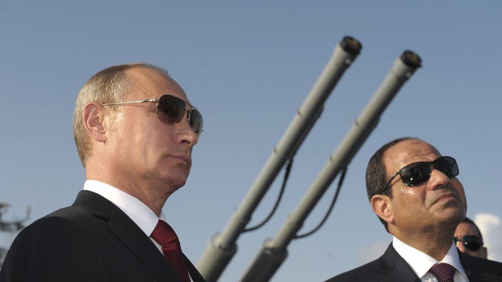 Foto: Vladimir Putin en una imagen de archivo. (Reuters)