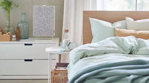Viste tu dormitorio de primavera con los textiles de Ikea y La Redoute