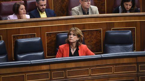 Delgado: No voy a dimitir y no voy a aceptar el chantaje de nadie
