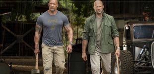 Post de 'Hobbs & Shaw': 'Fast & Furious' sigue divertida y demencial pero se queda sin gas