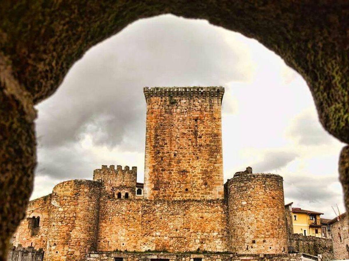 Foto: Castillo de Miranda del Castañar (Fuente: Patrihum Casmi)