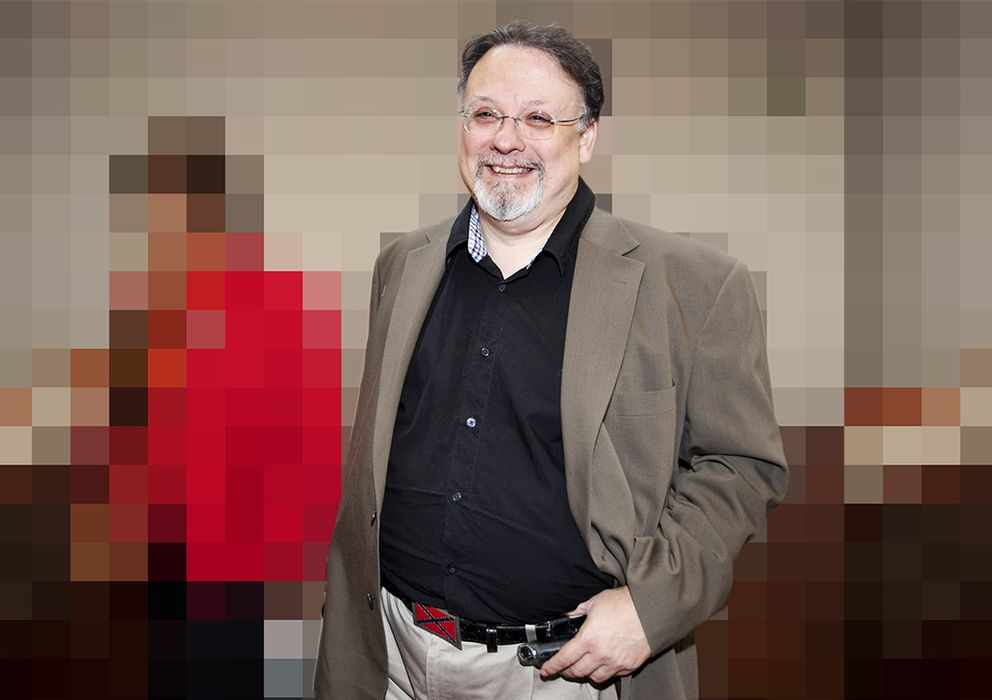 Foto: El escritor y periodista César Vidal