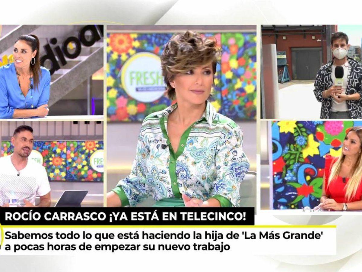 Foto: Fotograma de 'Ya es mediodía'. (Mediaset España)