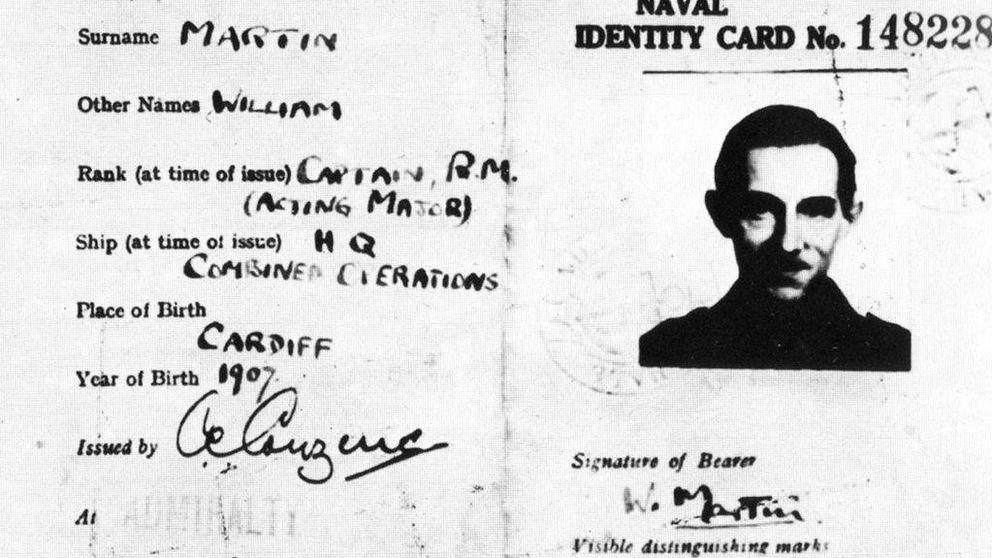 El hombre que nunca existió: el engaño en Huelva para 'acabar' la II Guerra Mundial