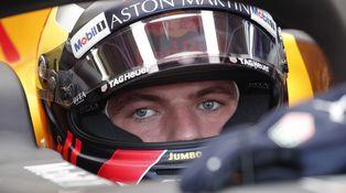 ¿Podría Verstappen ser un fiasco, o qué le está fallando en su cerebro de 'crack'?