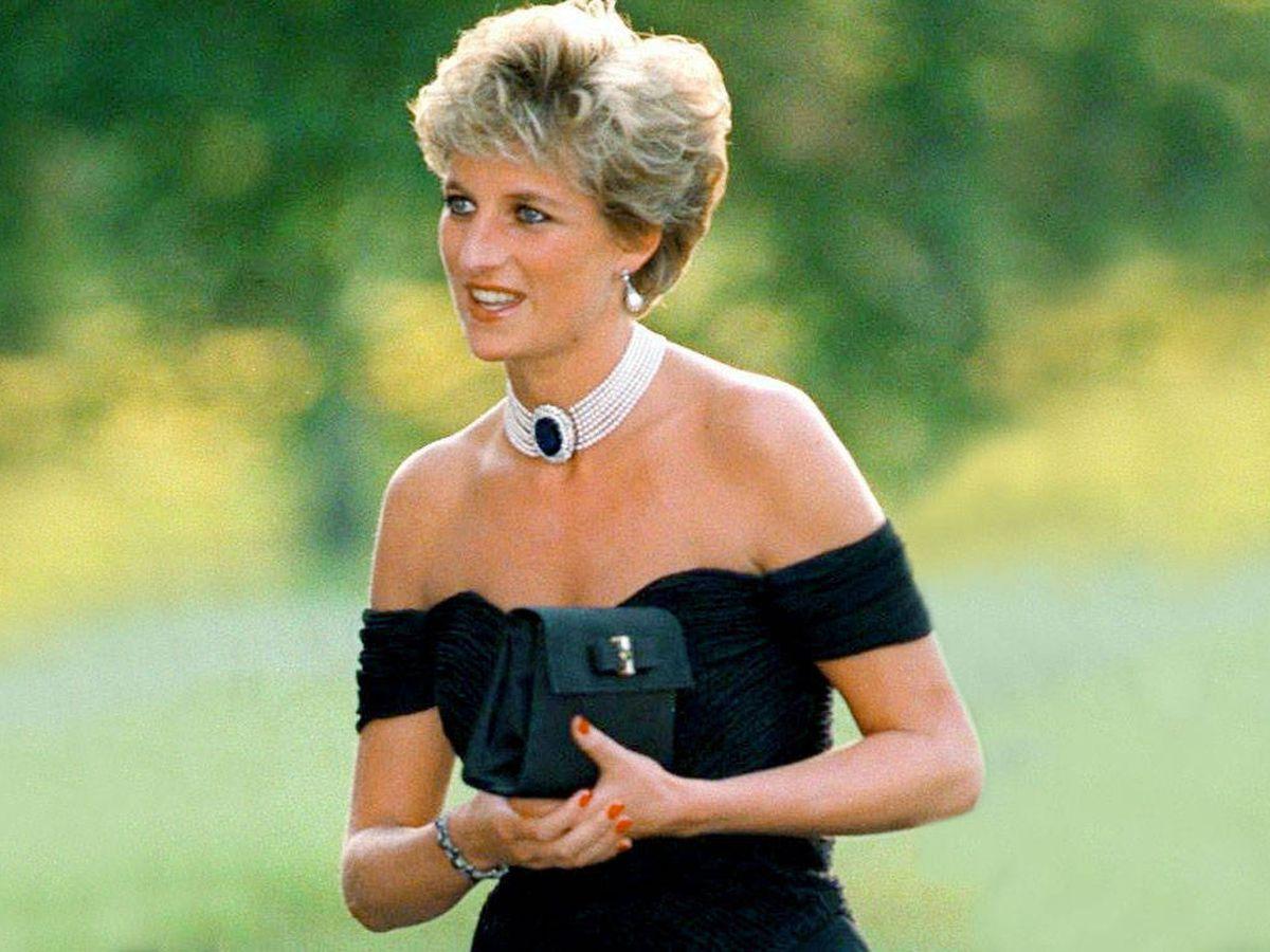 Foto: Lady Di, en una imagen icónica. (Cordon Press)
