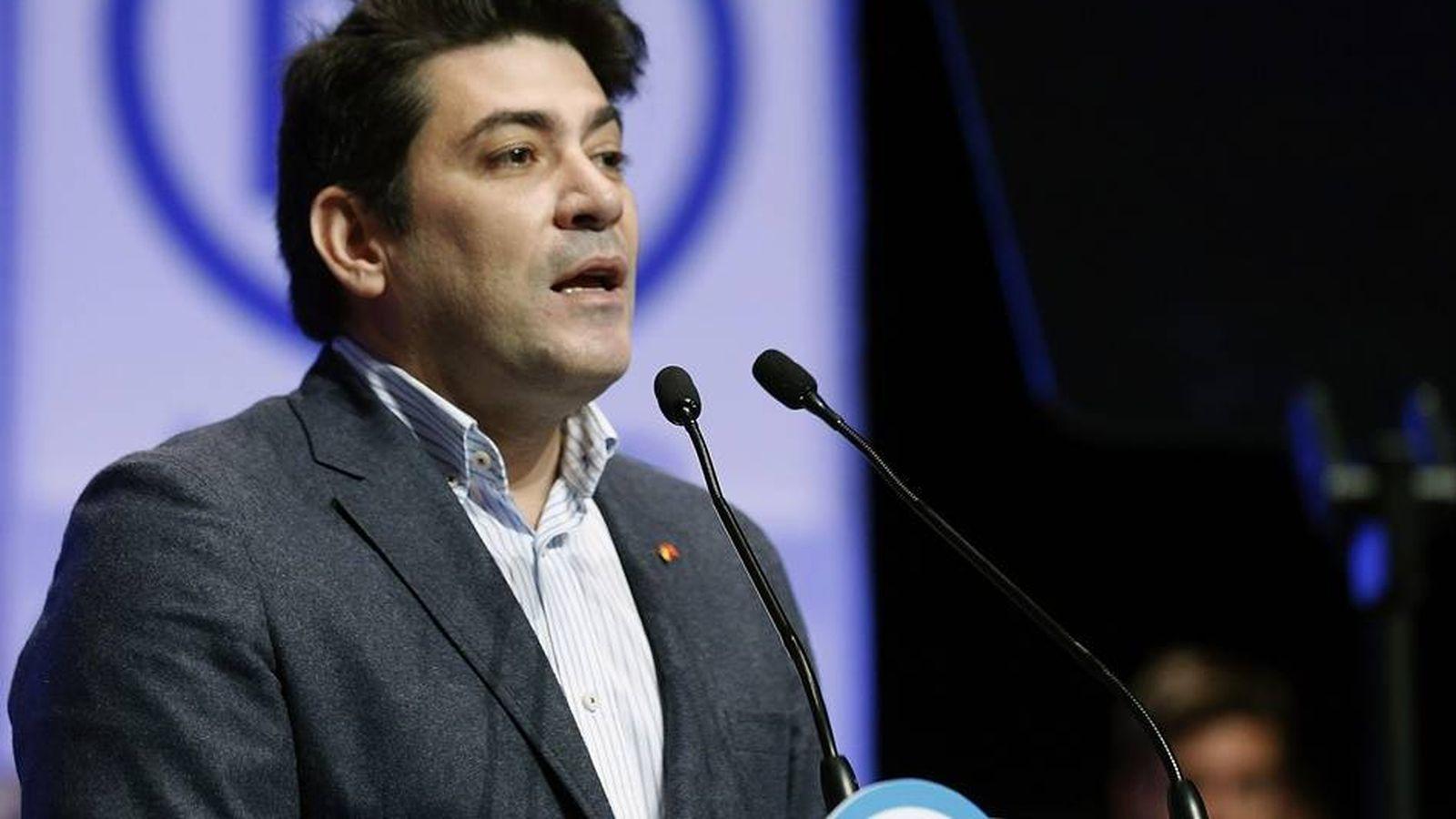 Foto: El alcalde de Alcorcón, David Pérez. (EFE)