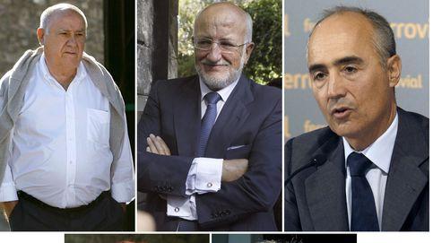 De Ortega a Kiessling y salida de Ana Botín... Estas son las 100 mayores fortunas españolas