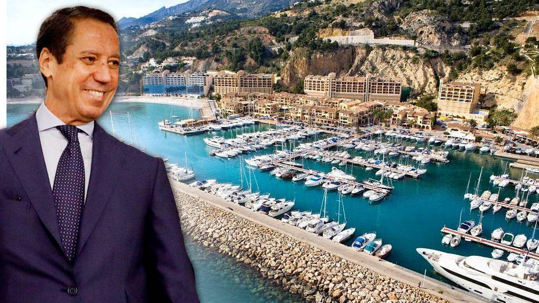 Zaplana intentó comprar un puerto de yates en Altea con 1,8 millones ocultos en Suiza