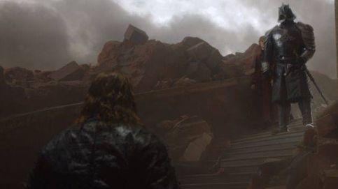 'Juego de Tronos' 8x05: Así fue la 'Cleganebowl' entre el Perro y la Montaña