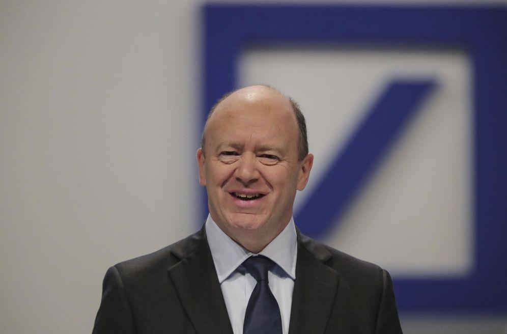 Foto: John Cryan, CEO de Deustche Bank. (EFE)