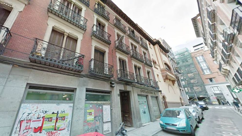 Mazabi revoluciona el Madrid histórico con la compra de cuatro inmuebles