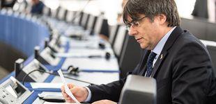Post de Un eurodiputado del grupo de Vox llevará el dosier sobre la inmunidad de Puigdemont