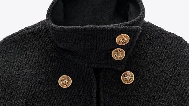 Capa de Zara de edición limitada. (Cortesía)