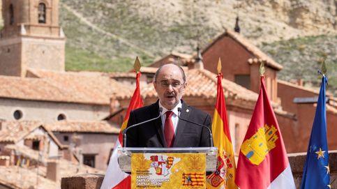 La guerra abierta (y sin cuartel) entre Lambán y Teruel Existe