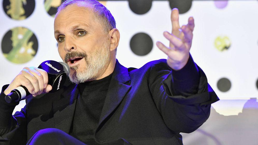 Foto:  Miguel Bosé, en una imagen de archivo. (Getty)