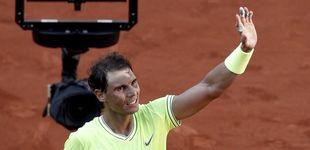 Post de Rafa Nadal solventa la revuelta de Goffin para pasar a octavos de Roland Garros
