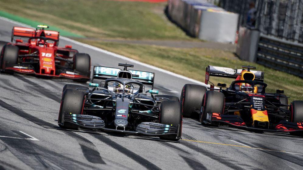 Foto: Los equipos de Fórmula 1 tendrán que ajustar su estructura y funcionamiento según el nuevo techo presupuestario (REUTERS)