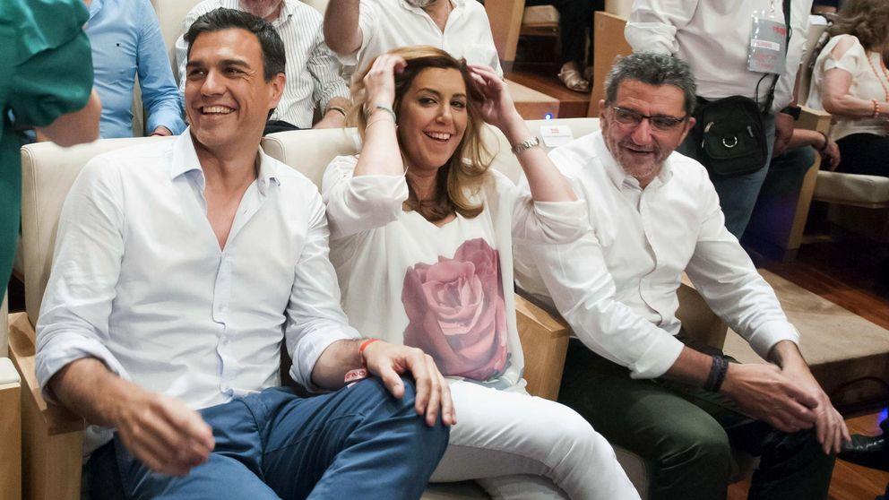 Díaz y Pedro Sánchez libran un nuevo pulso por los pactos y las primarias
