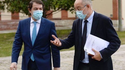 Cs descarta sorpresas en Castilla y León y mantendrá su Gobierno con Mañueco