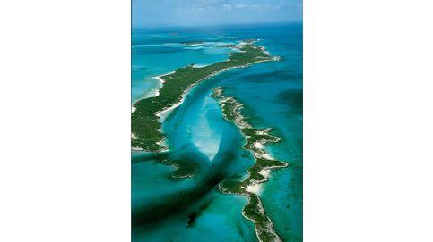 Un viaje a las Bahamas, el paisaje transparente