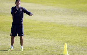 Simeone confirma que Moyá será el portero titular frente a la Juventus