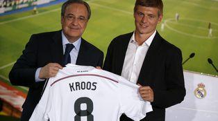 Florentino sí teme a Guardiola: renovación exprés para Kroos