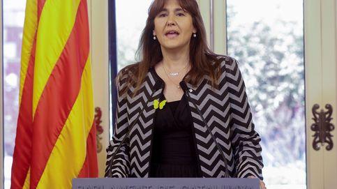 Borràs propone a Aragonès como candidato a la Generalitat pese a tener solo 33 votos