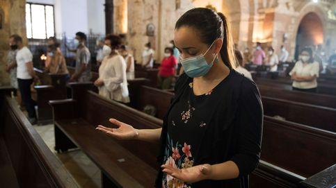Cepillos vacíos y comedores llenos: el covid destroza las finanzas de la Iglesia