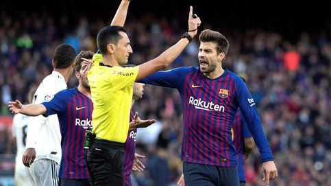Sánchez Martínez será el árbitro del Real Madrid - FC Barcelona de Copa del Rey