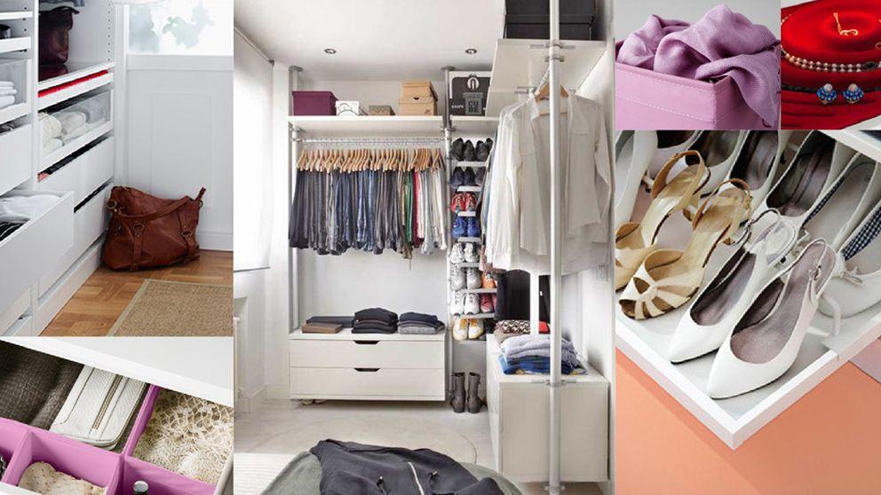 Trucos para desintoxicar tu armario