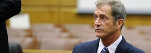 Mel Gibson, su divorcio le deja sin pensión