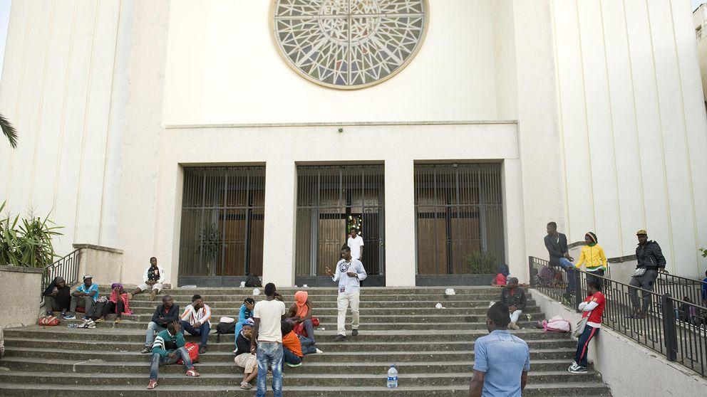 La Catedral Española de Tánger se convierte en refugio de inmigrantes