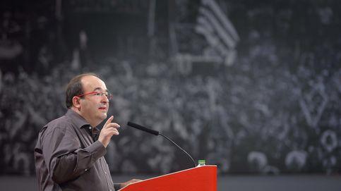 El PSOE se moviliza para apoyar a Miquel Iceta en un acto en Madrid