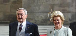 Post de El falso rumor de Constantino de Grecia, hermano de la reina Sofía