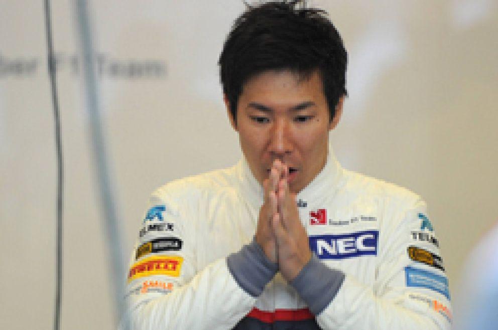 Probando, probando: Kobayashi y Sauber hacen el mejor tiempo de los cuatro días