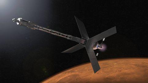 El motor espacial atómico que dejará obsoletos los cohetes de Elon Musk