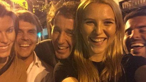 La salida nocturna de Escassi, su hija secreta y Sergio Álvarez