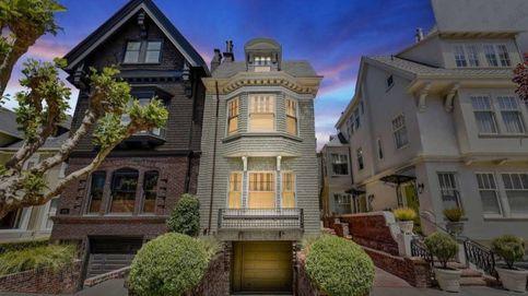 Así es la mansión victoriana de Julia Roberts en San Francisco