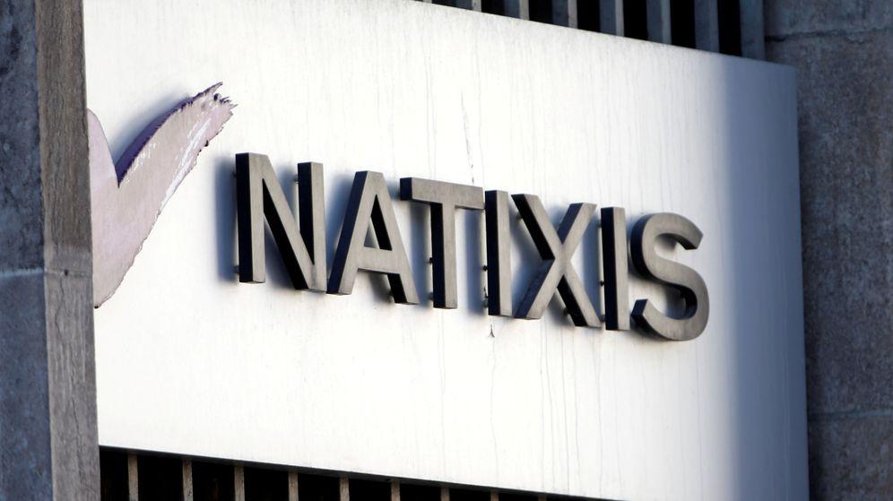 Foto: Logotipo del banco francés Natixis. (Reuters)