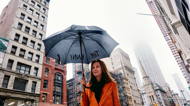 María Dueñas en Nueva York. (Carlos Luján)