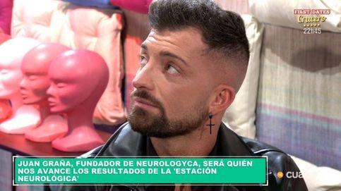 Rubén ('Tentaciones') se sincera sobre Christofer en 'La habitación del pánico'