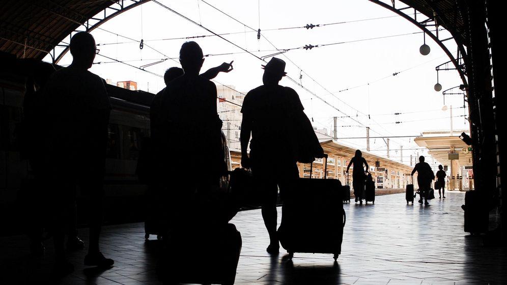 Foto: Estación del Norte de Valencia. (EFE)
