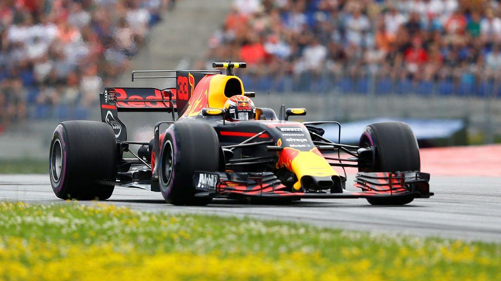 Foto: Red Bull deberá usar motores Honda en 2019. (Reuters)